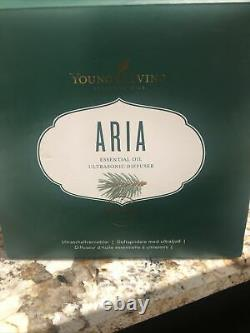 Young Living Aria Essential Oil Ultrasonic Diffuser