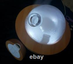 Young Living Aria Essential Oil Ultrasonic Diffuser Music Input LED Sounds Extra