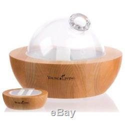 Young Living Aria Ultrasonic Essential Oil Diffuser Brand New