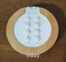 Young Living Aria Ultrasonic Essential Oils Diffuser LED Lights Music Remote