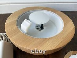 Young Living Aria Wood Essential Oil Ultrasonic Diffuser Music Input LED Sounds