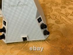 Young Living AromaLux Atomizing Diffuser 20th Anniversary EUC BOX INSTRUCTIONS