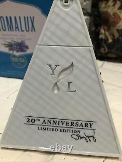 Young Living AromaLux Atomizing Diffuser 20th Anniversary Essential Oil Lmtd Ed