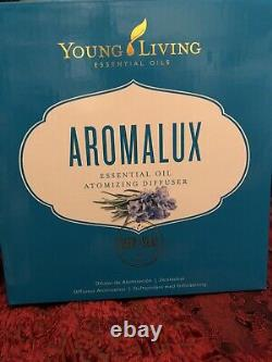 Young Living AromaLux Atomizing Diffuser 20th Anniversary NIB! $Special$ Extras