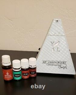 Young Living AromaLux Atomizing Diffuser 20th Anniversary for Essential Oils