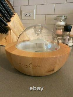 Young Living Diffuser Aria with Essential Oils