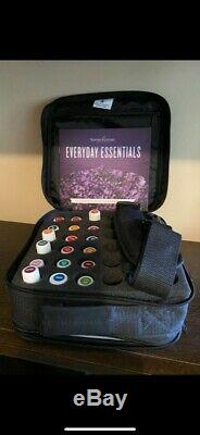 Young Living Diffuser Pack (18 Oils, Thieves Spray, Carrying Case and Books)