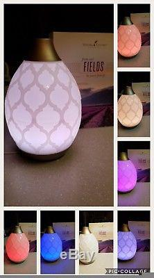 Young Living Essential Oil Starter Kit Desert Mist Diffuser Authentic Sealed