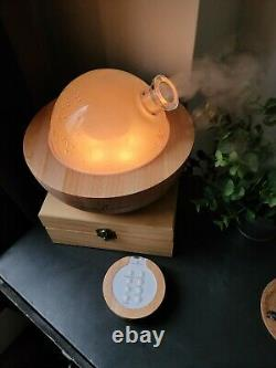 Young Living Essential Oils 4524 Aria Ultrasonic Diffuser, excellent condition
