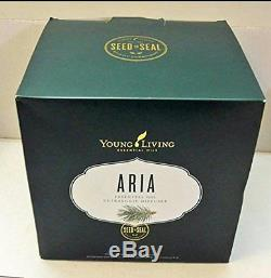 Young Living Essential Oils Aria Ultrasonic Diffuser, New, Free Shipping