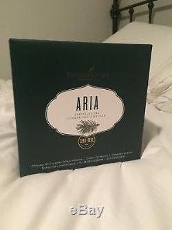 Young Living Essential Oils Aria Ultrasonic Diffuser, New, With 2 Free Oils