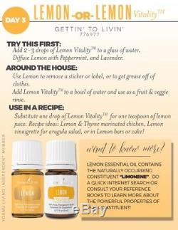 Young Living Essential Oils Premium Starter Kit Diffuser And Oils