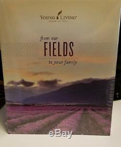 Young Living Essential Oils Premium Starter Kit (NO DIFFUSER) factory sealed