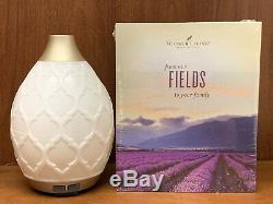 Young Living Essential Oils Premium Starter Kit with Desert Mist Diffuser