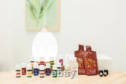 Young Living Essential Oils Premium Starter Kit with Diffuser and account credit