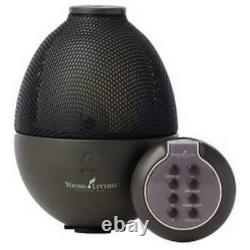 Young Living Essential Oils Rainstone Ultrasonic Diffuser New