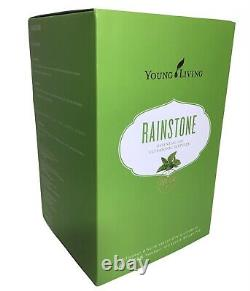 Young Living Essential Oils Rainstone Ultrasonic Diffuser New In Box