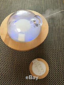Young Living Essential Oils Used Aria Ultrasonic Diffuser Older Model Good Cond