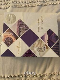 Young Living Essential Oils starter kit Bundle Without Diffuser UNOPENED/Sealed