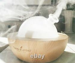 Young Living Essential oil The Aria Ultrasonic Diffuser with sounds and lights