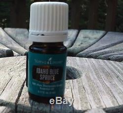 Young Living Idaho Blue Spruce Essential Oil Therapeutic Grade 5ml bottle
