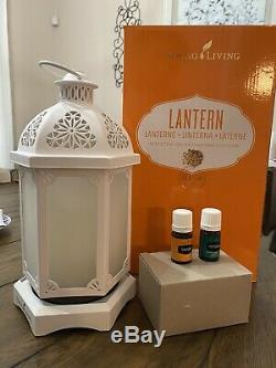 Young Living Lantern Diffuser With Oils