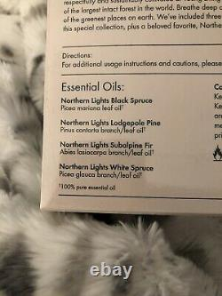 Young Living Northern Lights Farm The Collection NEW 4 Oils included RARE