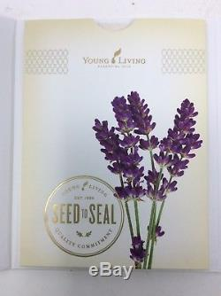 Young Living Premium Starter Kit 11 Essential Oils Open Box Sealed Oils