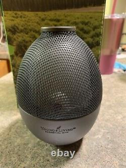 Young Living Rainstone Essential Oil Ultrasonic Diffuser NEW