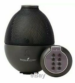 Young Living Rainstone Essential Oil Ultrasonic Diffuser Remote + Stress Away