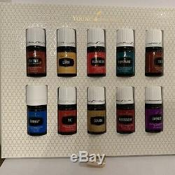 Young Living Starter Kit With Oils And Extras (no diffuser)