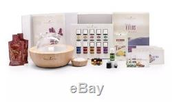 Young Living Starter Kit with ARIA Diffuser and Oils