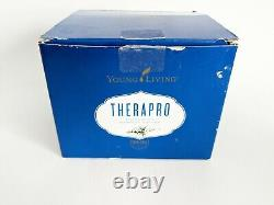 Young Living TheraPro Essential Oil Diffuser New OPEN BOX
