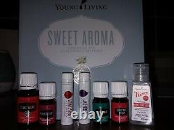 Young Living Ultrasonic Sweet Aroma Diffuser + BONUSES BRAND NEW PRODUCTS