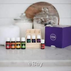 Young Living Welcome Starter Kit New & Authentic FREE DEWDROP DIFFUSER
