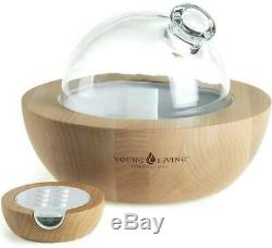 Young living essential oils ARIA ultrasonic diffuser BRAND NEW in the box